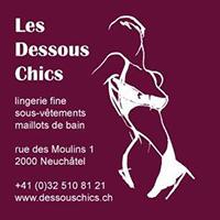 LES DESSOUS CHICS
